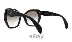 PRADA Sunglasses PR16RS 1AB0A7 Black 56MM