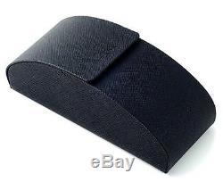 Prada PR53SS Cat Eye Black Women Sunglasses 1AB0A7 100% UV