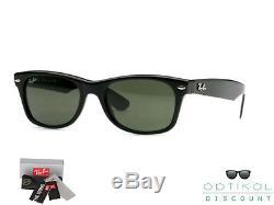 Ray Ban RB2132 901 52 occhiali da sole originali sunglasses Wayfarer offerta new