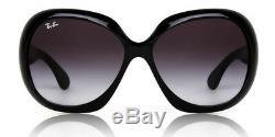 Ray-Ban RB4098 Jackie Ohh II 601/8G 60 Women Sunglasses