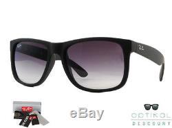 Ray Ban RB4165 601/8G 54 JUSTIN occhiali da sole NEW Sunglasses Sonnenbrille 601