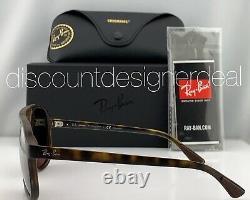 Ray-Ban RB4312CH Sunglasses 894/6B Havana Brown Gold Mirror Polarized Chromance