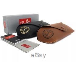 Ray-Ban Sunglasses Aviator 3025 001/33 Gold Brown Medium 58mm