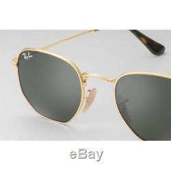 Ray-Ban Sunglasses Hexagonal RB3548N 001/51 Love Island