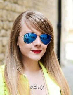 Ray-Ban Unisex Women Aviator Sunglasses USA