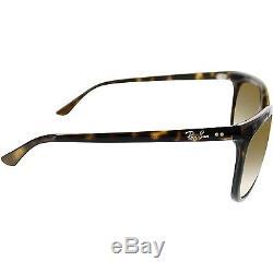 cd5b8643f5 Ray-ban Women s Cats 1000 Rb4126-710 51-57 Brown Cat Eye Sunglasses