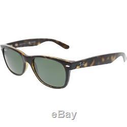Ray-Ban Women's New Wayfarer Sunglasses RB2132-902/58-55