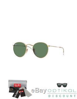 Ray ban RB3447 001 50 round metal occhiali da sole tondi sunglasses sonnenbrille