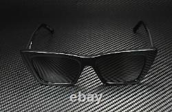 SAINT LAURENT YSL 276 Mica 001 Cat Eye Black Shiny Grey 53 mm Women's Sunglasses
