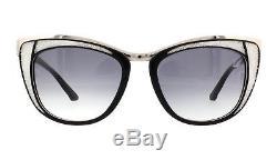 SWAROVSKI Sunglasses SK0061 DIVA 05B Black 53MM