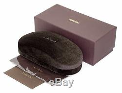 Tom Ford Square Sunglasses TF573 Lara-02 01B Black 52mm FT0573