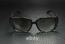 VERSACE VE4357 GB1 11 Black Grey Gradient 56 mm Women's Sunglasses