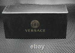VERSACE VE4357 GB1 T3 Black Polarized Grey Gradient 56 mm Women's Sunglasses
