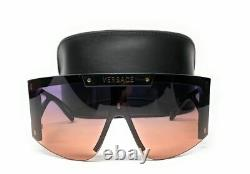 VERSACE VE4393 GB1 87 Black Women's Sunglasses 2 Lens 46 mm