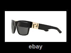 Versace Sunglasses VE4296 GB1/87 Black grey