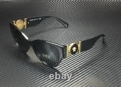Versace VE4368 GB1 87 Black Women's Cat Eye Sunglasses 56 mm
