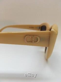 Vintage CHRISTIAN DIOR 2907 Sunglasses. Jackie O Kennedy, Catseye, 80s, Frames