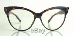 Vintage Cat Eye Oversized Large Frame Clear Lenses Women Eyeglasses Glasses