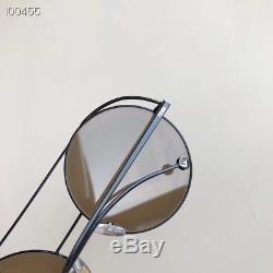 Autentic New Lunettes De Soleil Fendi Runway Ff 0285 / S Pjp / 8n Or Holographique Rond