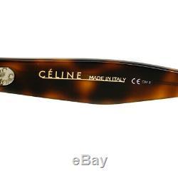 Céline Preppy Écaille Mesdames Lunettes De Soleil Cl41049 / S 05l