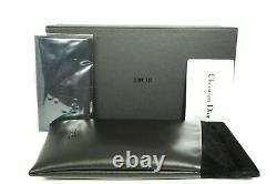 Christian Dior Femmes Diorsolight1 8079o Lunettes Noires Gray Gradient 60mm