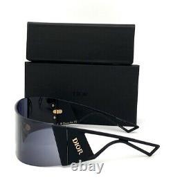 Christian Dior Kaleididiriorscopic 003 Matte Noir / Gris Lunettes De Soleil 99mm