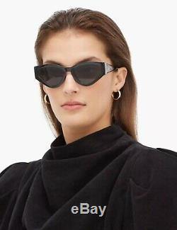 Christian Dior Lunettes De Soleil Catstyledior 1 Noir Or Gris Lens 807 Femmes Catstyle