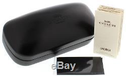 Coach Lunettes De Soleil Hc8158f L559 500211 Black 58mm