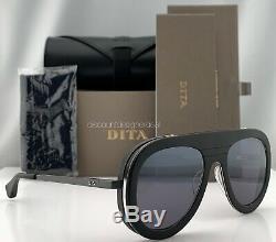Dita Endurance 88 Sunglasses Matte Black Clear Noir Flash Dts-107-55