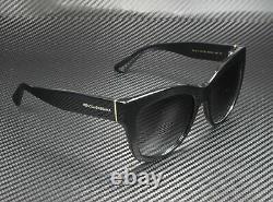 Dolce & Gabbana Dg4270 501 8g Noir Gris Dégradé 55 MM Lunettes De Soleil Femme