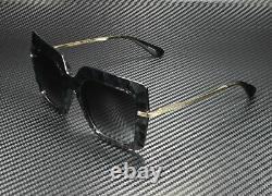 Dolce & Gabbana Dg6111 504 8g Gris Transparent Gradient 51 MM Lunettes De Soleil Pour Femmes