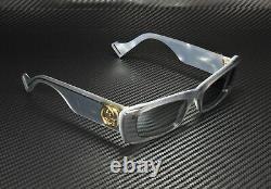 Gucci Gg0516s 002 Square Grey White Grey Silver 52 MM Lunettes De Soleil Femme