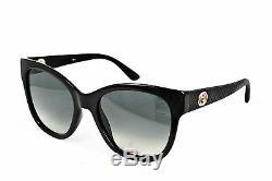 Gucci Sonnenbrille / Lunettes De Soleil Gg3786 / S Lwddx 5420 140 + Etui # 264 (4)