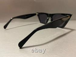 Lunettes De Soleil Celine Edge Cl41468/s Black Gray Cat Eyewear