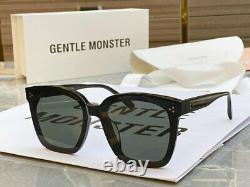 Lunettes De Soleil Gentle Monster Dreamer 17 En Noir 01