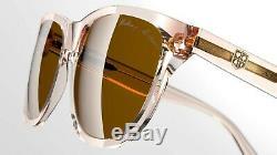 Lunettes De Soleil N ° 22 Walton & Mortimer Mr. Glass Édition Limitée Transgold