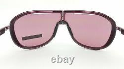 Nouveau Crystal Oakley Devancent Raspberry Prizm Route 9133-0526 Authentique