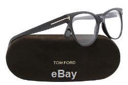 Nouveau Tom Ford Lunettes De Vue Femmes Cat Eye Tf 5291 Noir 001 Tf5291 55mm