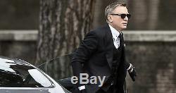 Nouveau Véritable James Bond Tom Ford Snowdon Havana Lunettes De Soleil Tf 237 Ft 0237 05j 50