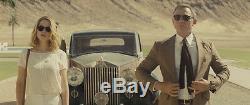 Nouveau Véritable Tom Ford Henry Bond 007 Clubmaster 53 Lunettes De Soleil Tf 248 Ft 0248 52a