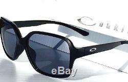 Nouvelle Oakley Proxy Polarized W Lentille Grise En Noir Sunglass Pour Femme 9312-01