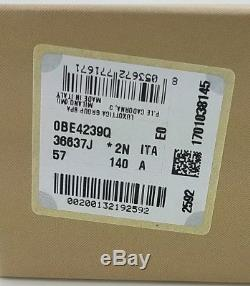 Nouvelles Lunettes De Soleil Burberry Be4239q 36637j 57 Rose Gold Round Authentic Plaid 4239