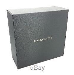 Nouvelles Lunettes De Soleil Bvlgari Bv8186kb 827 / T3 55 Œil De Chat Vert Plaqué Or $ 960 Vintage