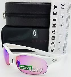 Nouvelles Lunettes De Soleil Oakley Commit Sq Blanc Prizm Golf 9086-0262 Authentic G30 Femmes