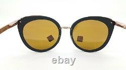 Nouvelles Lunettes De Soleil Oakley Top Knot Velvet Black Prizm Rose Gold Polarisé 9434-0756