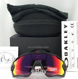 Oakley Lunettes De Soleil Jawbreaker Oo9290-2031 Matte Black Frame Prizm Route Oo9290-20