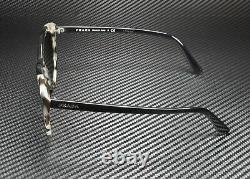 Prada Pr 02vs 3980a7 Catwalk Opal Spotted Brown Black Grey 54 Lunettes De Soleil Pour Femmes