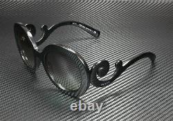 Prada Pr 27ns 1ab3m1 Catwalk Black Grey Gradient 55 MM Lunettes De Soleil Pour Femmes
