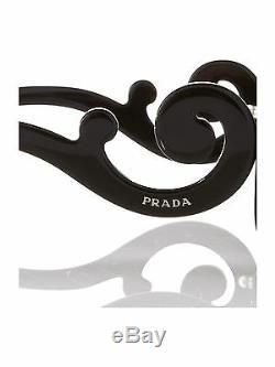 Rare New Prada Place Baroque Lunettes De Soleil 27o 1ab 3m1 Spr Pr 27os 270 Sku 347376