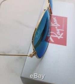 Ray-ban Aviator Lunettes De Soleil Unisexe USA